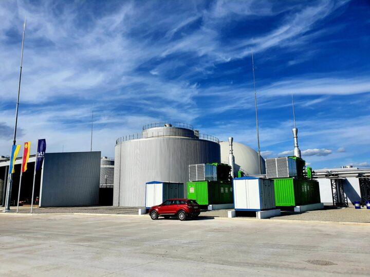 Видео: Биогазовый комплекс I&U Group вышел на проектную мощность 5,5 МВт