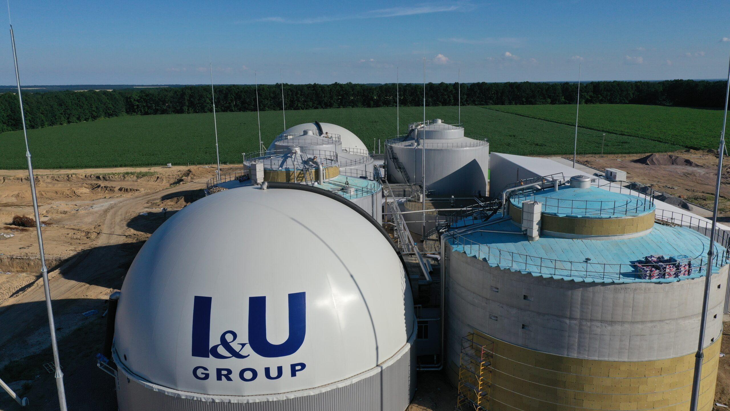 На Кировоградщине открыли первый в области биогазовый комплекс