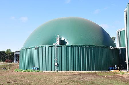Газовые хранилища
