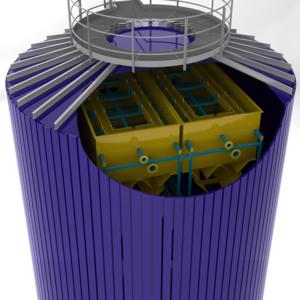 UASB Реактор